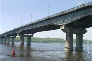 Мост Патона - Киев