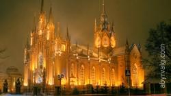 Католический храм Непорочного Зачатия Пресвятой Девы Марии