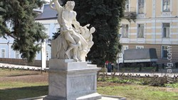 Скульптурная композиция «Лаокоон»