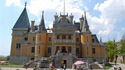 Дворец Массандра