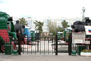 Новосибирский музей железнодорожной техники им. Н. А. Акулинина - Новосибирск