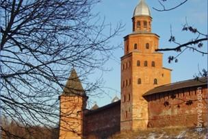 Башня Кокуй - Великий Новгород