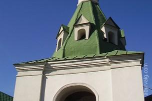 Свято-Ильинская церковь - Киев