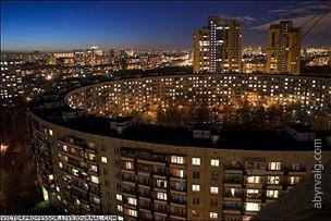 Круглый дом - Москва