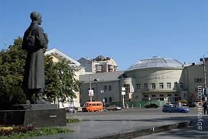 Памятник Сковороде - Киев