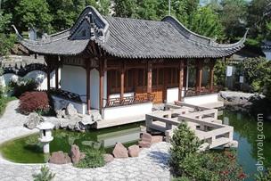 Китайский сад - Stuttgart