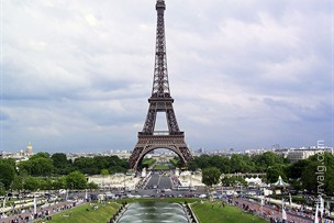 Эйфелева башня - Paris