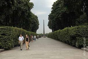 Парк Славы - Киев