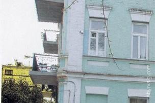 Дом на Трехсвятительской - Киев
