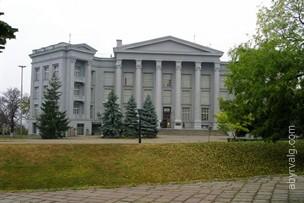 Музей истории Украины - Киев