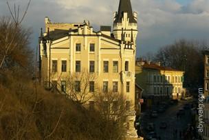 Замок Ричарда Львиное Сердце - Киев